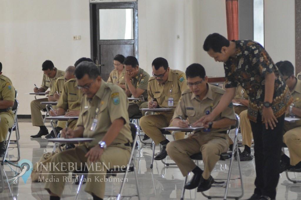 Pendaftaran Ditutup, 19 PNS Pemkab Kebumen Siap Berebut Jabatan Eselon 2