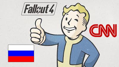 """רשת CNN השתמשה בפיפ בוי המפורסם של Fallout 4 בכתבה על """"האקרים רוסים"""""""