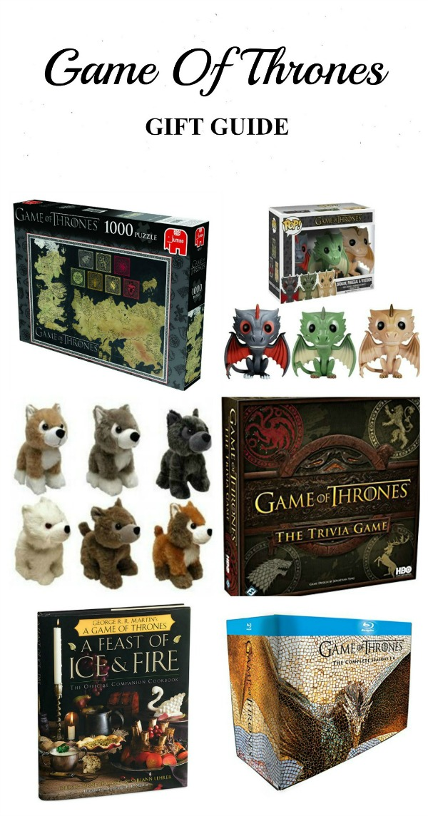 game of thrones best gifts for fans