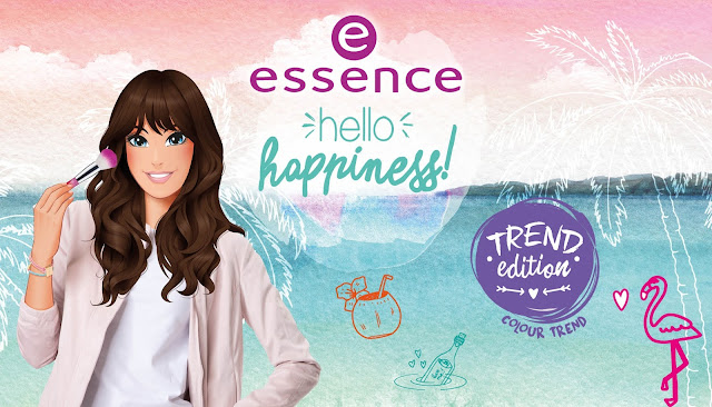 essence HELLO HAPPINESS