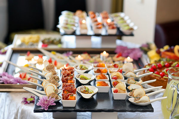 catering, wedding appetizers, wedding menu, eventsojudith, wedding planner, wedding caterer