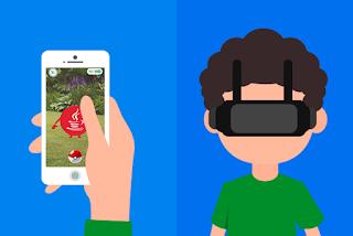 Diferencias entre la realidad virtual y la realidad aumentada
