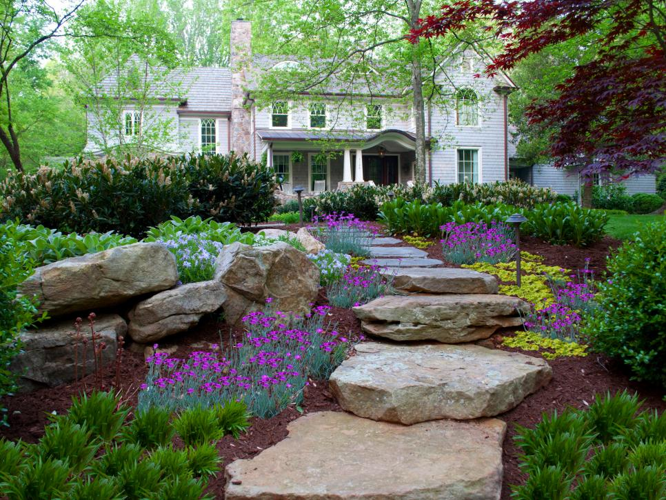 Photo Gallery Of Stunning Garden Designs