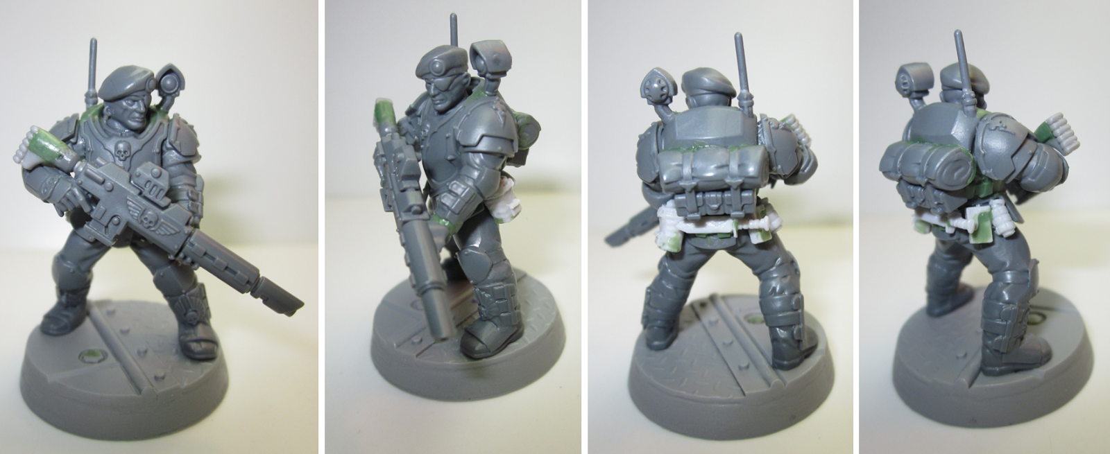 Vostroyan Scions: Between The Bolter And Me: INQ28: Converting A Militarum
