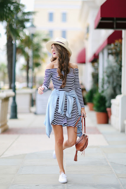 Ioanna's Notebook - Fashion Trends: Stripes