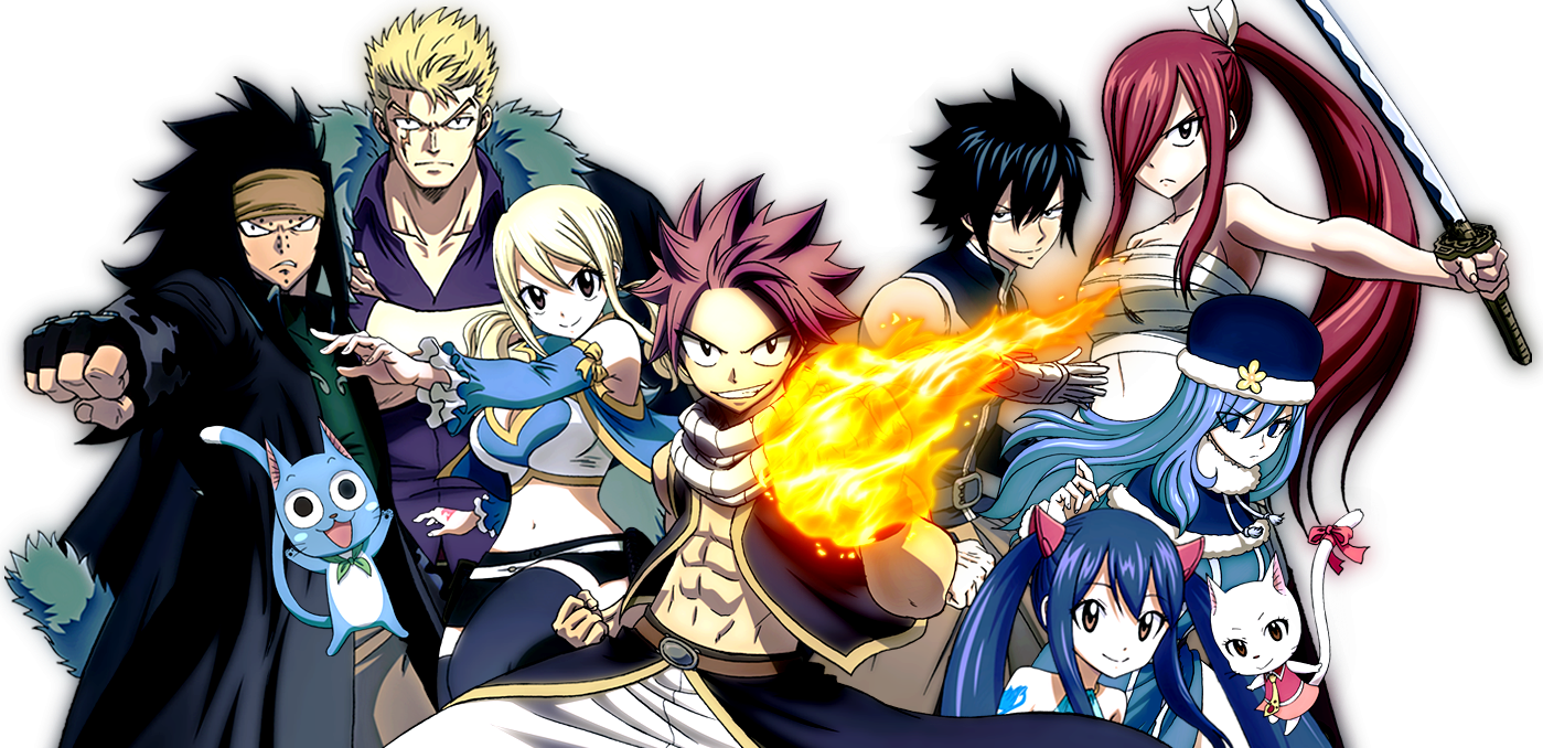El Blog Anime De Jorge Y Rubix Fairy Tail