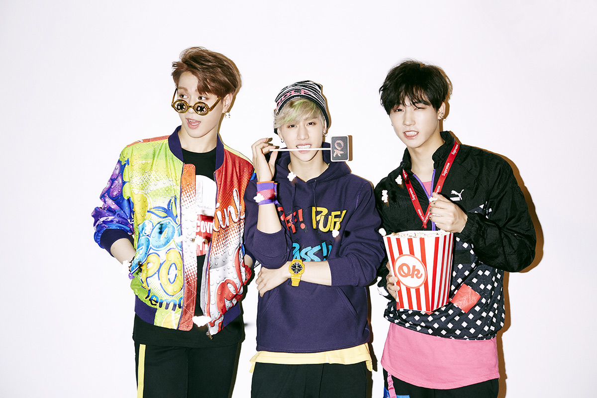 "twenty2 blog: GOT7's ""Just Right"" 3rd Mini Album Photo"