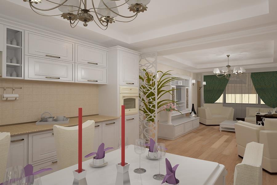 Design - interior - bucatarii - clasice - moderne