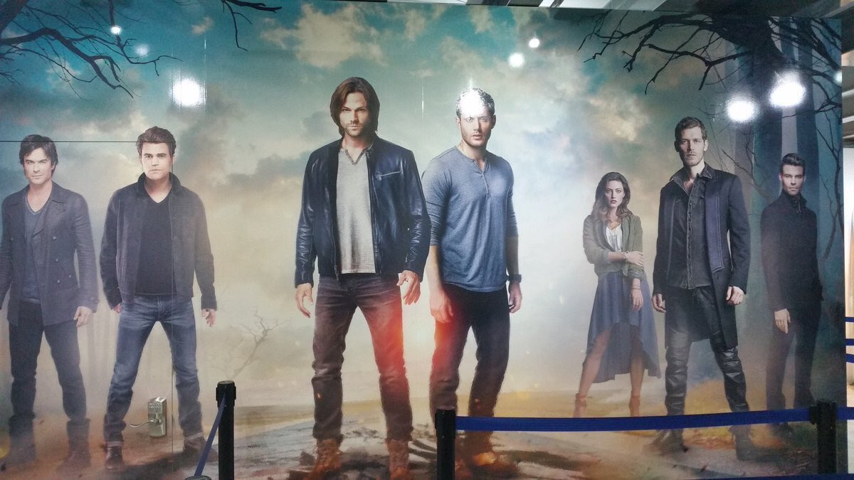 CW 2016 Comic-Con Posters