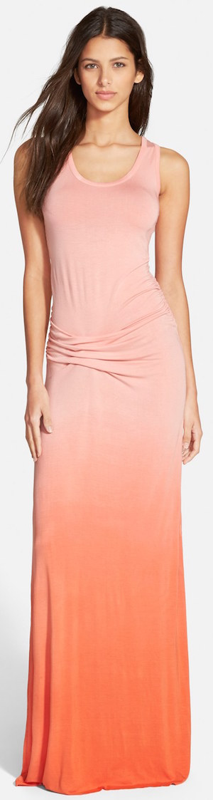 Young, Fabulous & Broke 'Hamptons' Ombré Maxi Dress