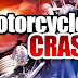 Crash leaves motorcyclist with life threatening injuries