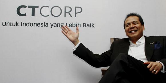 Bisnis Fkc Syariah - Chairul Tanjung