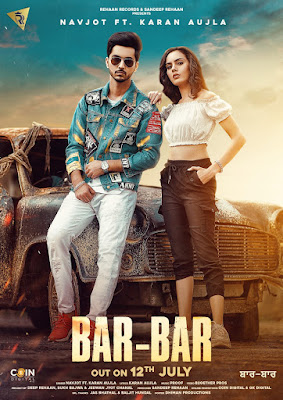 Bar Bar Lyrics - Karan Aujla X Navjot. Bar Bar lyrics are penned by Karan Aujla & music given by Proof.