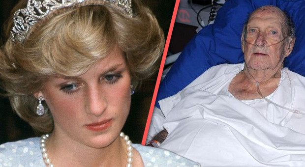 Dying Mi5 Agent Admits To Killing Princess Diana In Deathbed Confession