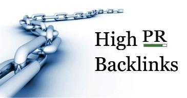 High PR Quality PR Backlinks