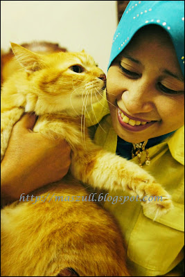 Wordless Wednesday # 397....Kasih Dan Sayang