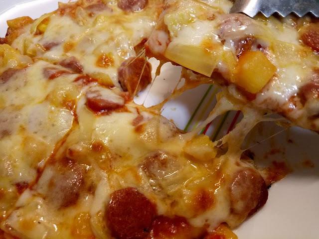 Resepi Pizza Ini Mendapat Lebih Daripada 100 Ribu