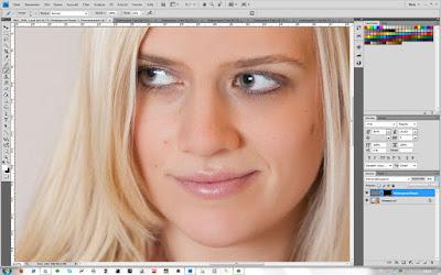 Hochpass-Filter - Photoshop - Schritt 5