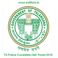 TS Police Constable Hall Ticket