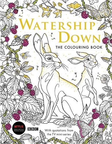 Watership Down The Colouring Book
