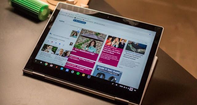 Mengupas Spesifikasi Google Pixelbook, Laptop Nomer satu dengan Google Assistant