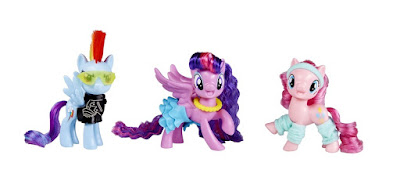 San Diego Comic-Con 2018 Exclusive My Little Pony Figures Established 1983 Greatest Hits Set by Hasbro