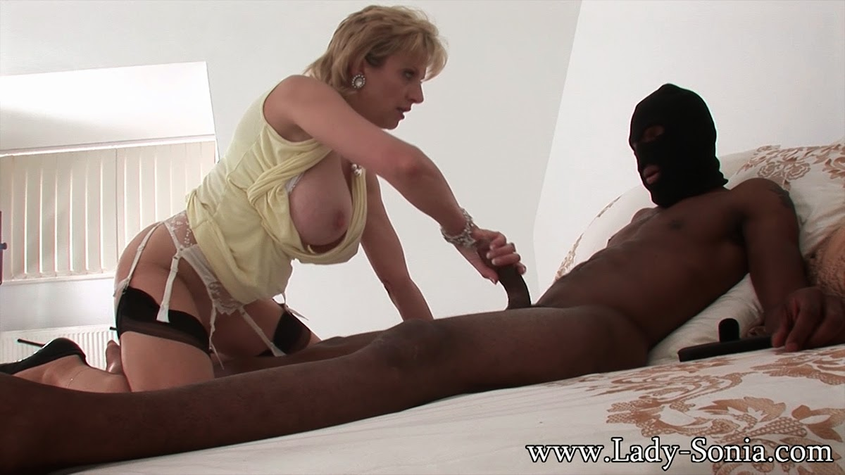 Lady sonya interracial porn