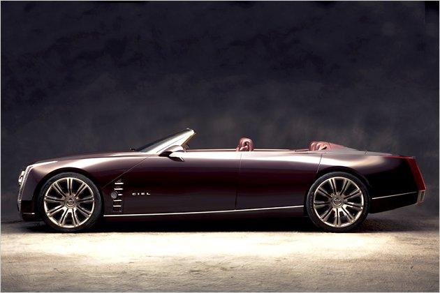 Cadillac Ciel Concept 2017