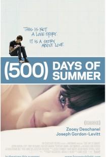 500 dias com ela com Joseph Gordon- Levitt e Zooey Deschanel