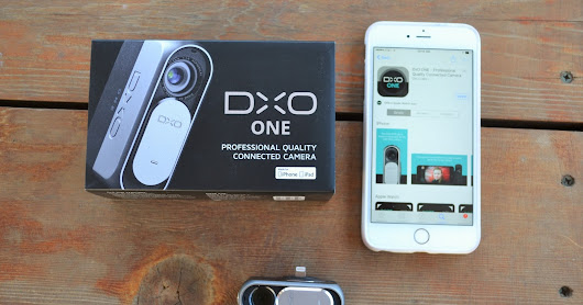 """DxO ONE Camera Cuts Social Sharing Time for Photography & Video"""