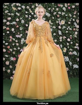 vestidos de 15 con pedreria