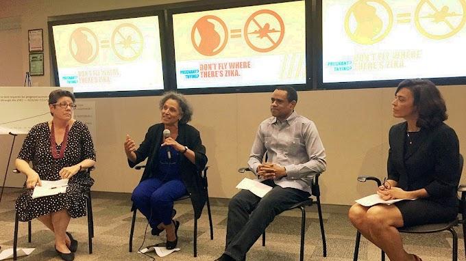 Sesenta por ciento de embarazadas con Zika en NY se contagiaron en RD y Puerto Rico