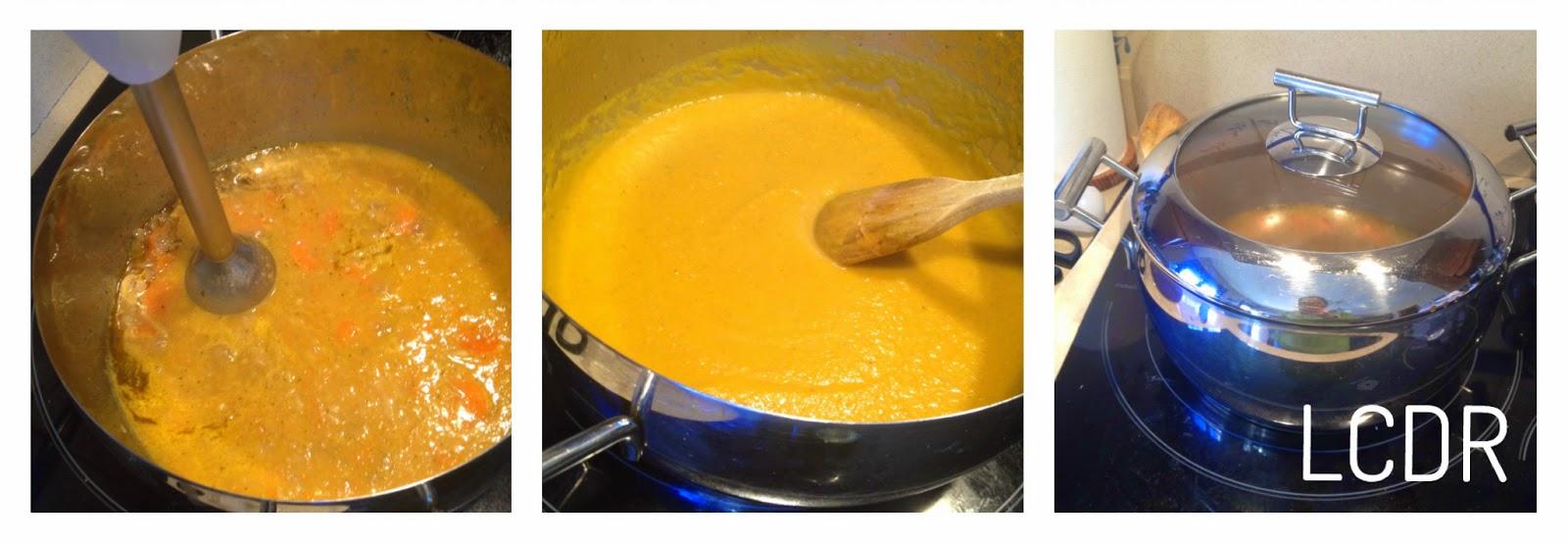 Receta de albóndigas de carne en salsa: salsa 03