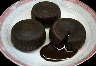 Resep Coklat Lava Cake