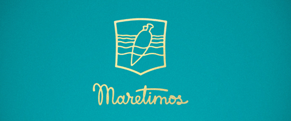 Inspirasi Desain Branding Identity - Maretimos Visual Identity