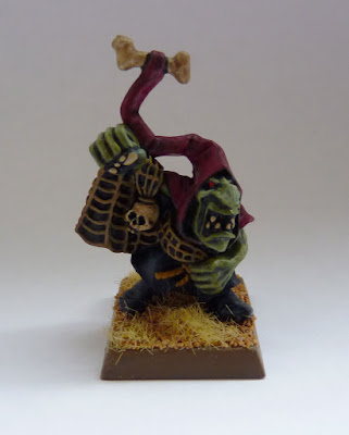 Warhammer Night Goblin Netter