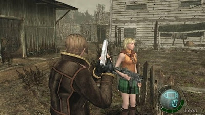 MOD Main Bareng Ashley Resident Evil 4