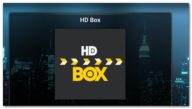 HD BOX Add-on