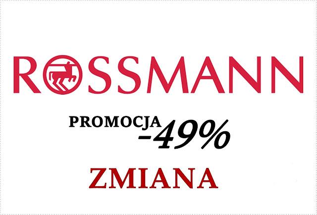 zmiany w promocji -49%