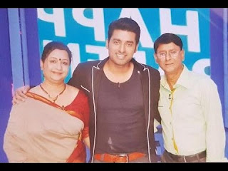 ankush hazra family photo