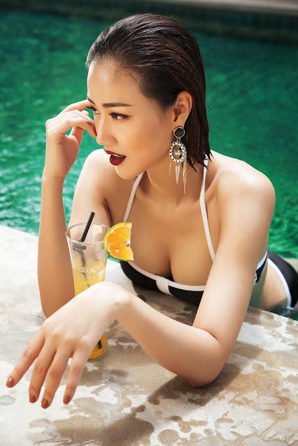Hot girls Maya sexy vietnamese single mon
