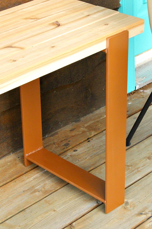 DIY Welded Furniture Legs
