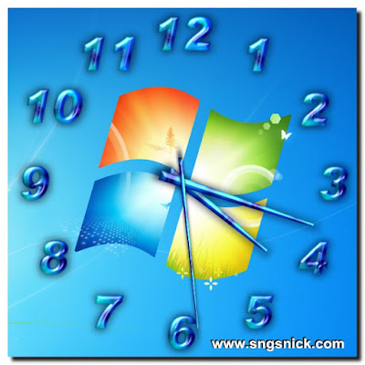 TheAeroClock - Еще один вид часов