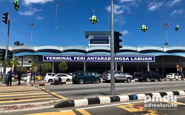 BRUNEI TO KOTA KINABALU MALAYSIA TRAVEL GUIDE