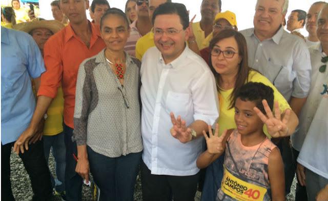 Marina Silva diz: Impeachment não é golpe