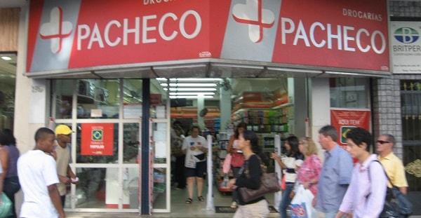 Drogarias Pacheco abre vaga para o Rio de Janeiro Sem Experiência