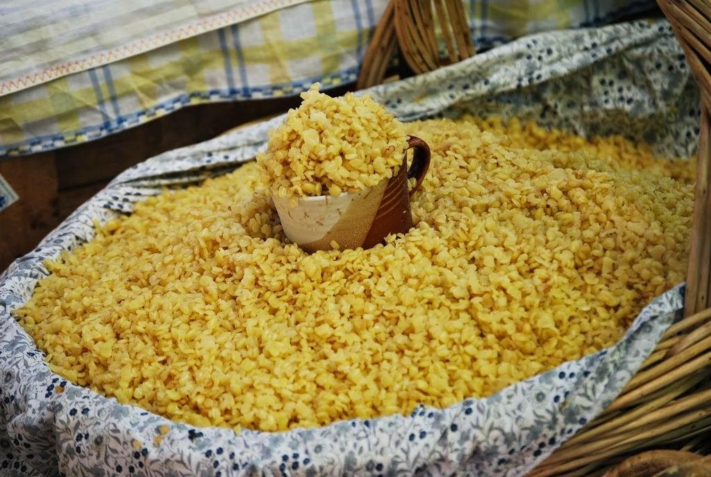 Resultado de imagen para mote de trigo