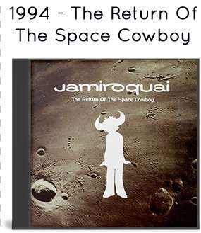 1994 - The Return Of The Space Cowboy