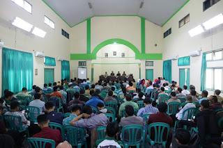 Rakor Operator Madrasah se-Kabupaten Majalengka