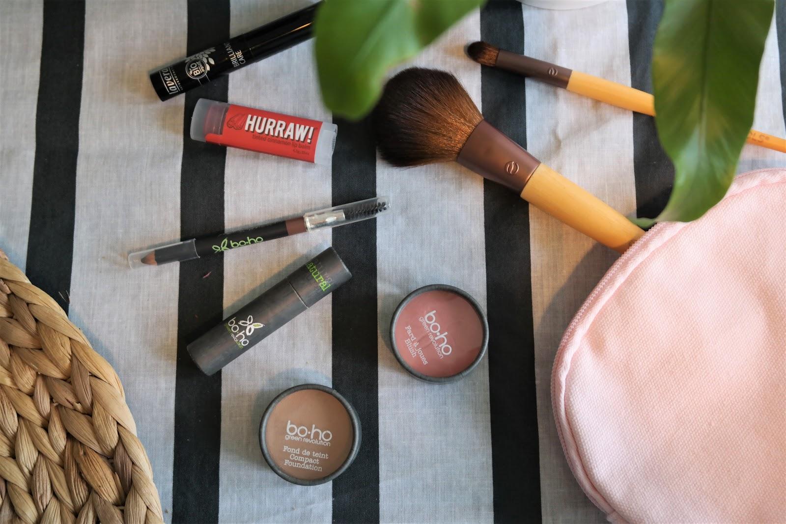luonnonkosmetiikka meikit